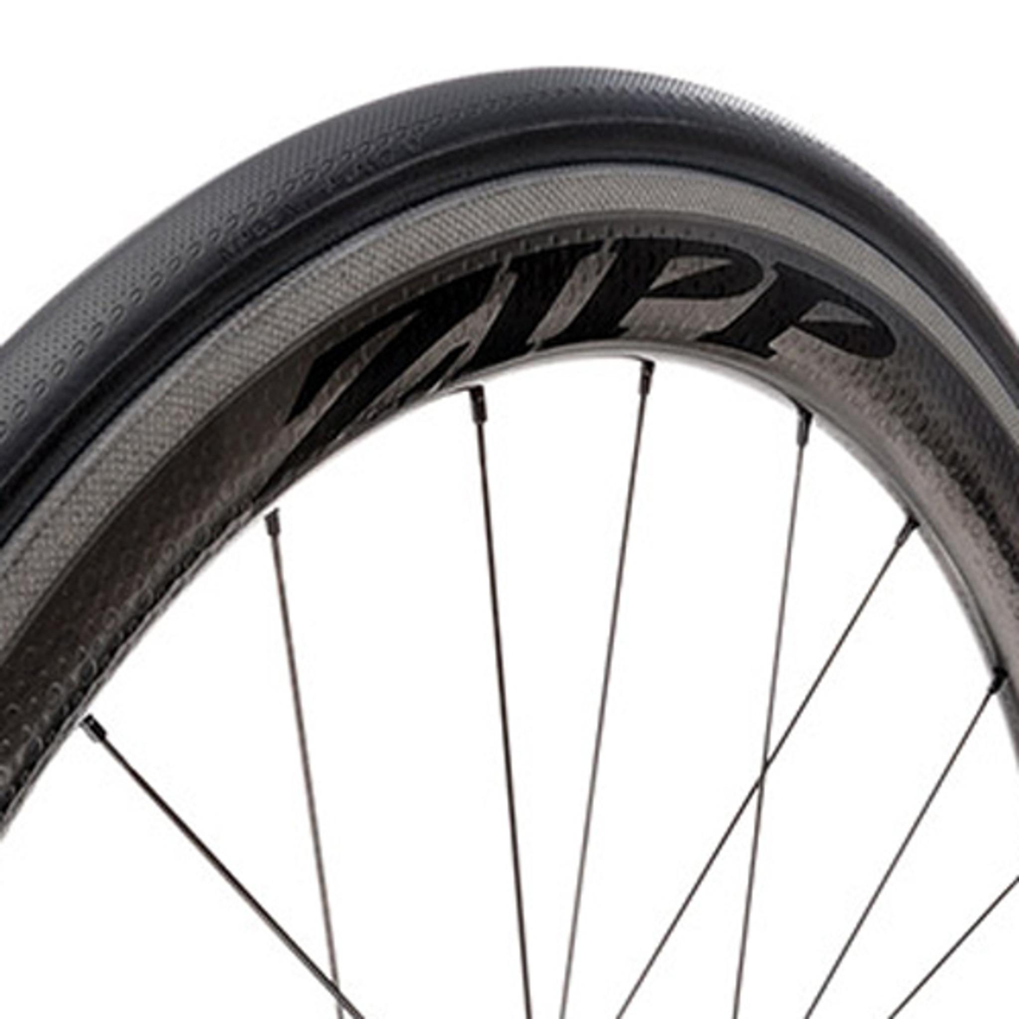 Disc 808 Matte Black Logo Complete for One Wheel Zipp Decal Set