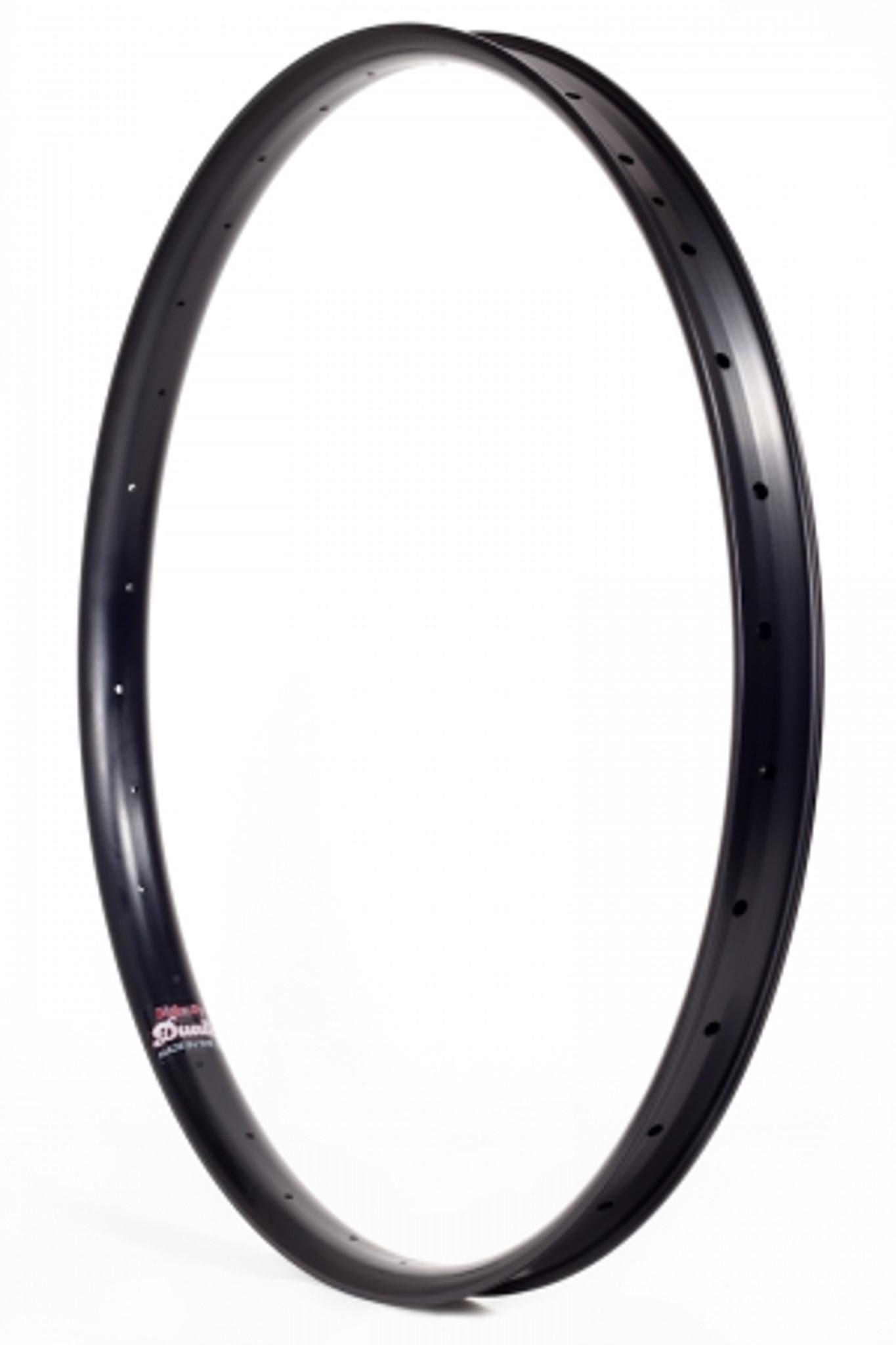 NEW Velocity Dually Rim 45mm 26 rim 32h Black FULL WARRANTY