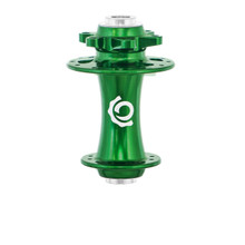 Industry Nine Road/CX Disc brake ISO front hub green