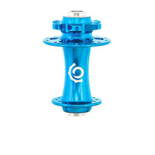 Industry Nine Road/CX Disc brake ISO front hub turquoise