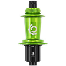 Industry Nine Rear MTB Center Lock Hub Lime, Sour Apple, Light Green, Antifreeze