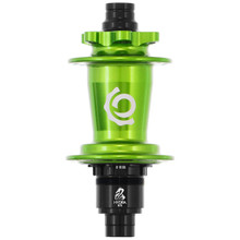Industry Nine Hydra Classic Boost Rear ISO Disc Hub Lime, Antifreeze, Sour Apple, Light Green
