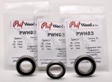 Phil Wood Carbonyte Bearings