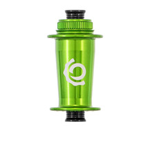 Industry Nine Hydra Classic Boost Center Lock Front Hub Lime, Sour Apple, Antifreeze, Light Green