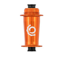 Industry Nine Hydra Classic Boost Center Lock Front Hub Orange