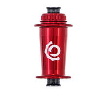 Industry Nine Hydra Classic Boost Center Lock Front Hub Red