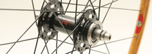 Phil Wood High Flange Classic Rear Track Hubs