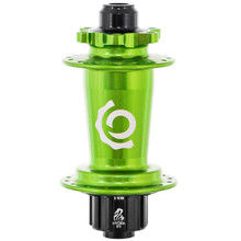 Industry Nine Hydra Classic Single Speed ISO Disc Rear Hub Lime, Sour Apple, Antifreeze, Light Green