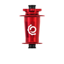 Industry Nine Hydra Classic ISO Boost Front Hub Red