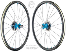 Custom Zipp Road Disc Brake Wheels
