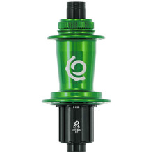 Industry Nine Hydra Classic Boost Center Lock Rear Hub Green