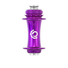 Industry Nine Front Road Center Lock Hub Purple