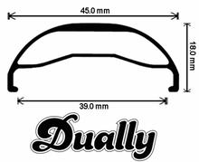Velocity Dually MTB Rim