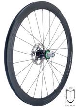 FSE EVO 45CTD rear wheel with Hope RS4 road disc hub