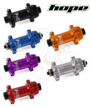 Hope RS4 Straight Pull Front Center Lock Hubs