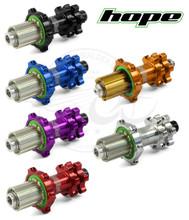 Hope RS4 Straight Pull ISO 6-Bolt Rear Hub
