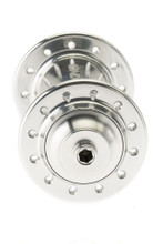 Chris King Classic Silver Slotted Collectors Front Hub 24H
