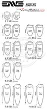 Enve Road Rim brake Profiles