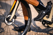 Custom Enve Foundation Road-Gravel Disc Brake Wheels