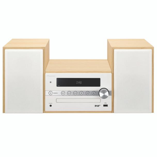Pioneer Micro Sound System DAB+ White - CM56DW