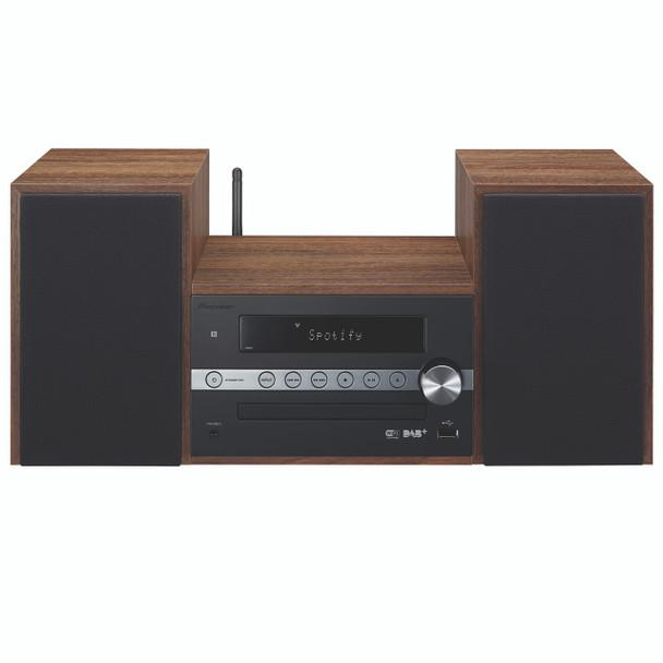 Pioneer Micro Sound System DAB+ Black - CM66DB
