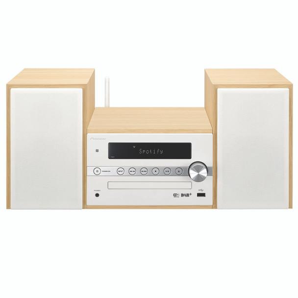 Pioneer Micro Sound System DAB+ White - CM66DW