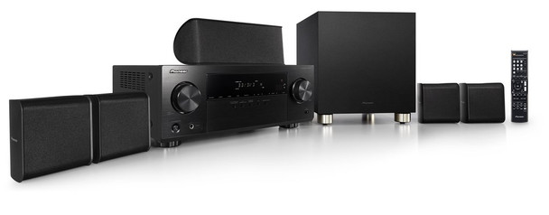 Pioneer 5.1 Home Theatre Pack - HTP074