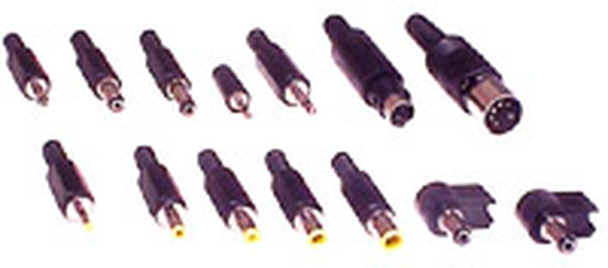 Plug DC Retro 14 X 5.5 X 2.5 - K3714/14