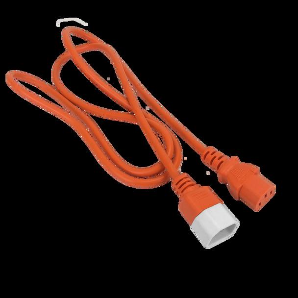 IEC C13 To C14 2m Ora - K3759-534