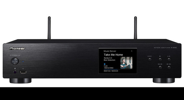 Pioneer Network Audio Player - N30AE