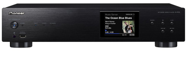 Pioneer Network Audio Player - N50A