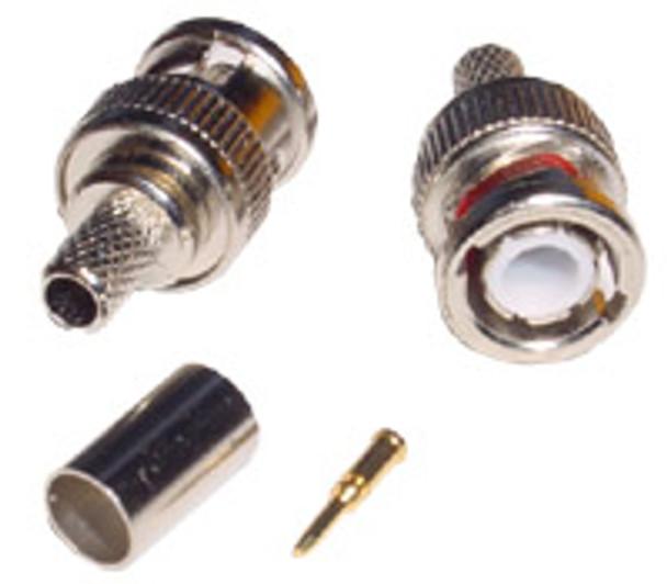 BNC-M Mini RG59/U Crimp - P0702-001