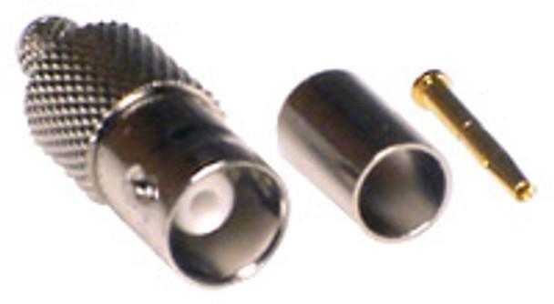 BNC-F RG59/U Crimp - P0705-059