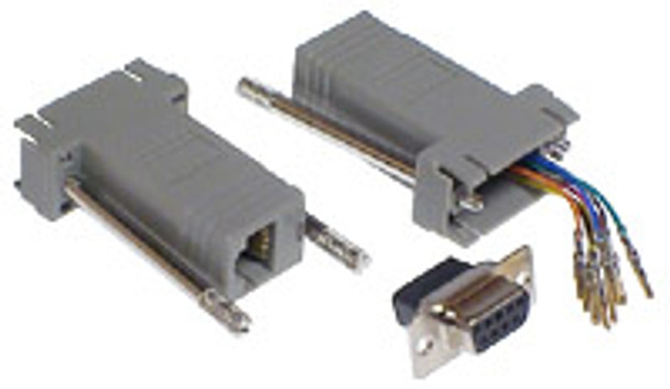 DB25F/8P8C Adaptor - P0825