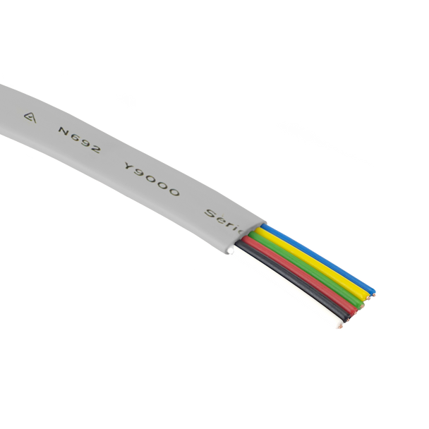 Cord Flt 6C 100m Ash - Y9306