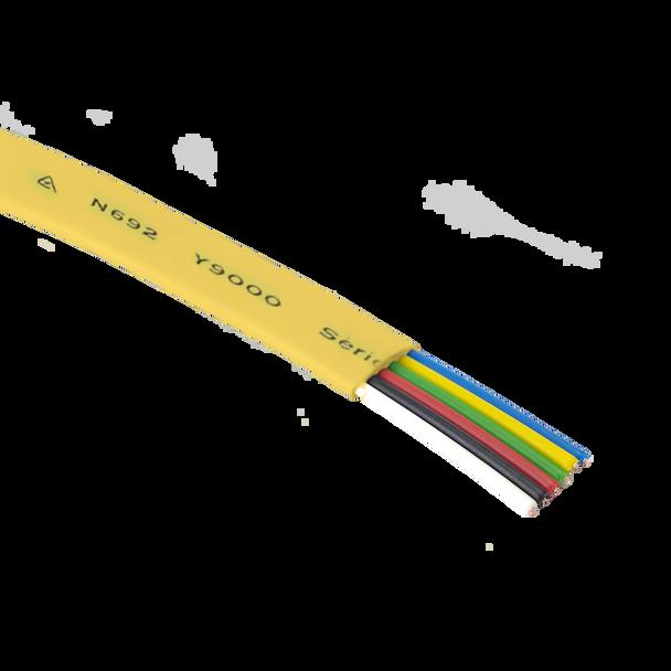 Cord Flt 6C 500m Yel - Y9320