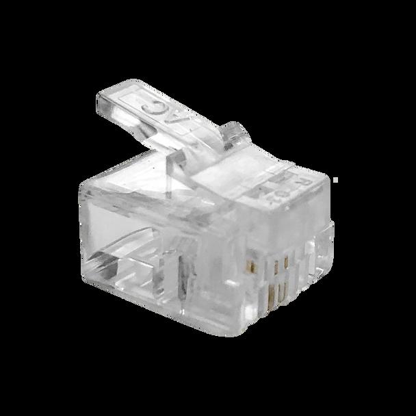 6P2C Flt/Str (100-Pack) - P2130-100