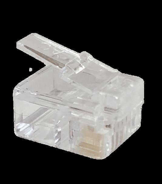 6P8C Flat Stranded Slots For 8P8C Socket - P2150