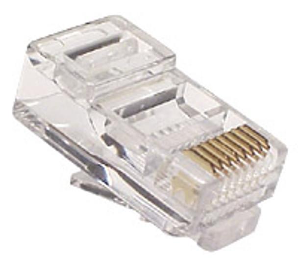 8P8C Round Solid - P2164