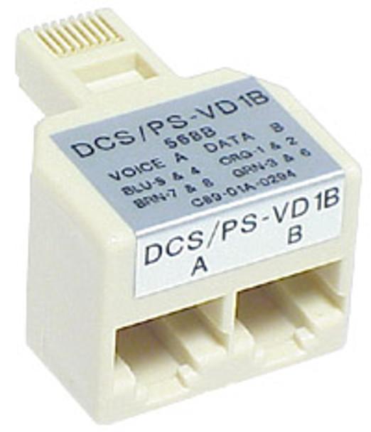 RJ45 VD Splitter - P2323