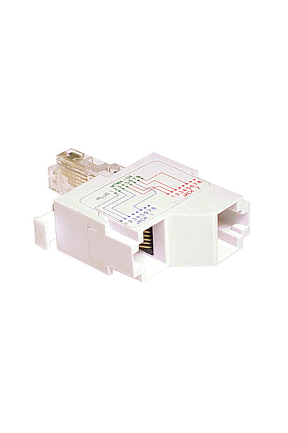 Cat-5 1-1 Splitter #7 - P2337