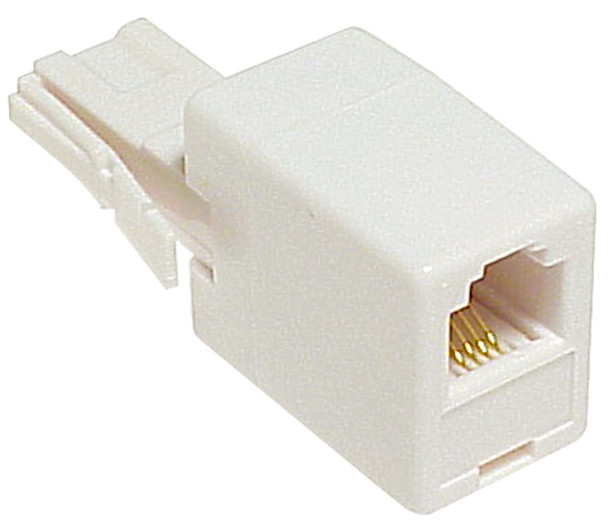 BT/NZ-To-RJ11 Socket - P3014