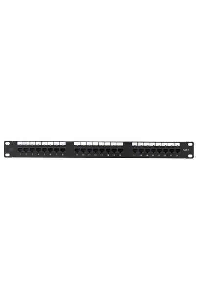 P4026 CAT-6 24-PORT PATCH PANEL