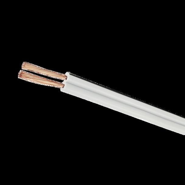 Fig-8 24/0.20 100m 20AWG 0.75mm Whi - Y3405WHI