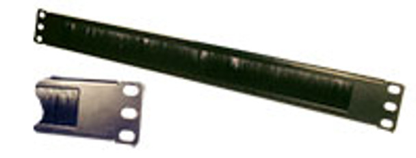 1RU Cable Management Brush Type - P4221BRU