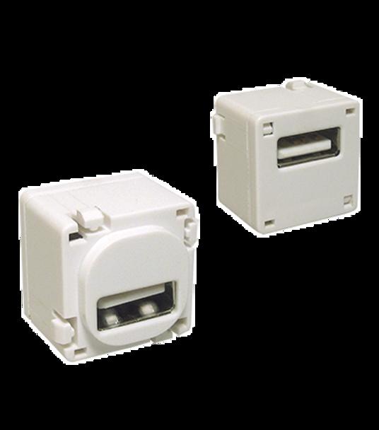 USB-A To USB-A Suits Aust Flush Plates - P4656-002