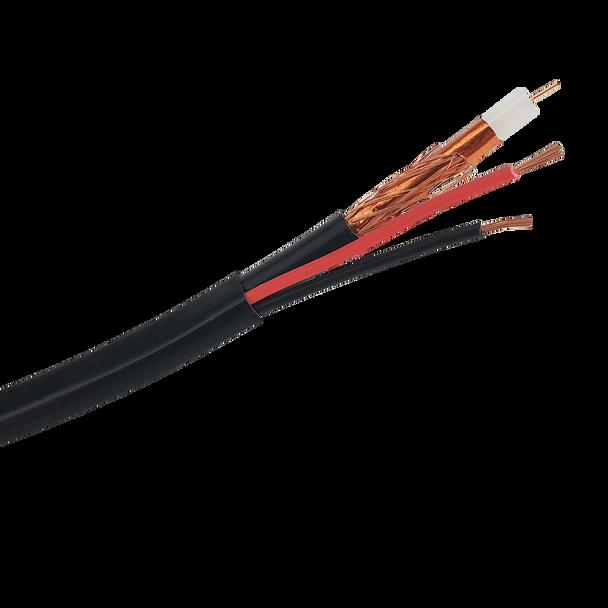 RG59 Composite 250m Reel (Copper) 2X24/0.20mm - Y8062-002