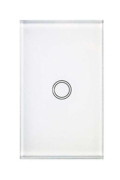 Glass light switch