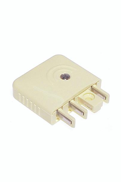 604 Plug Ivory - P6040