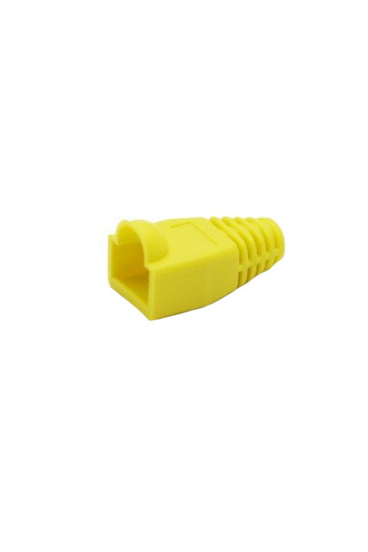 Boot Cat-5 6mm Yellow - P7850YEL